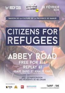 Citizens for refugees
